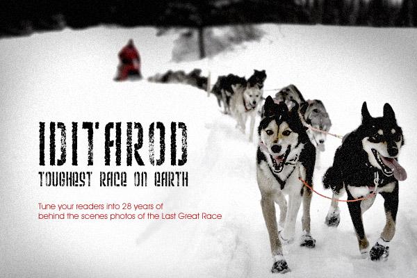 La corsa più famosa è l'Iditarod: prevede un percorso lungo ben 1800 km a -40°, senza bussola ne altri aiuti.