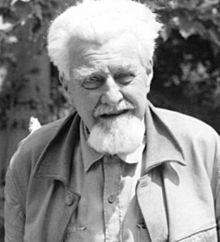 Il padre dell'Etologia - Konrad Lorenz (Premio Nobel 1973)