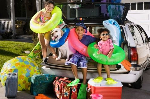 Ora, siete quasi pronti per partire e passare le vacanze con il vostro fedele amico! Divertitevi!!