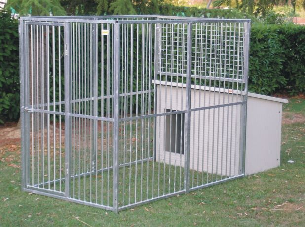 Zero tutele per i cani che vivono nei box for Recinto per cani da interno fai da te