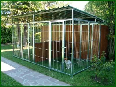 Cultura cinofila dalla parte del cane for Box per cani prefabbricati usati