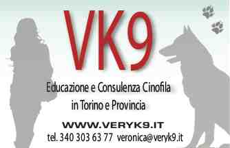 Very K9 - Educazione Cinofila Torino e Provincia