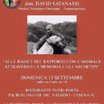 Seminario gratuito per tutti i cinofili – 13 Settembre 2015